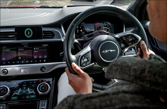 The Car That Responds to Your Mood: New Jaguar Land Rover Tech Helps Reduce Stress