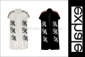 Thought-Evoking Clothing Brand Exhale Releases Limited Edition �Be� Kimono