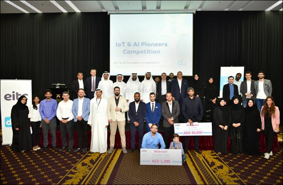 du Announces Winners to Conclude IoT & AI Pioneers Competition