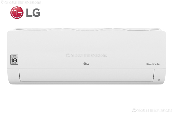 LG's Groundbreaking Dualcool With Inverter Tech Delivers Performance and Energy Efficiency