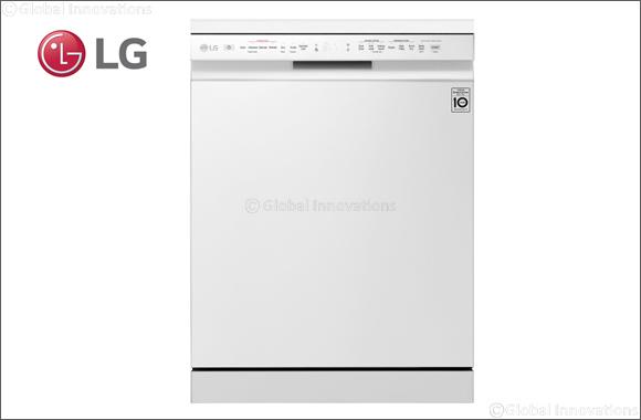 LG Quadwash™ Steam Dishwasher Raises Bar With Cutting-edge Technology