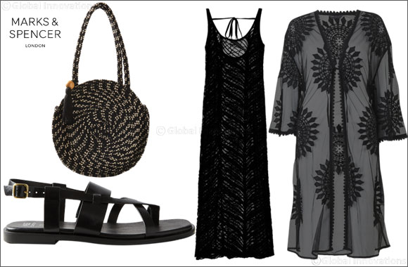 Beach Chic with Marks & Spencer