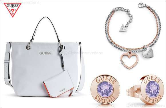 GUESS' Top 9 Accessories to Complete Your Summer Look
