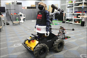 3D Printed Robot Can Help Save Human Lives