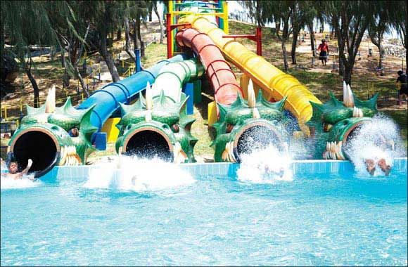 Eid Fiesta and Eid Camping turn Dreamland Aqua Park into a great value family destination this holiday season