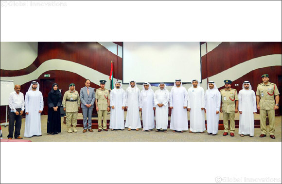 DLD releases prisoners of rental cases through the 'Eid in your home' initiative