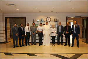 Nissan Al Babtain Employees Return Home as Proud Winners of Nissan Regional Skills Awards Contests 2 ...