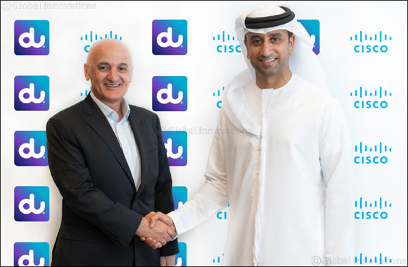 Cisco and du Enrich Customer Experience with an Innovative Digital Visual IVR Solution for the first time in the Middle East