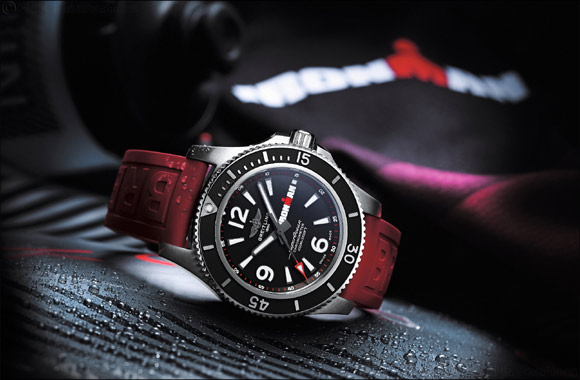 Breitling to Partner With Ironman on New Luxury Timepiece: the Breitling Superocean