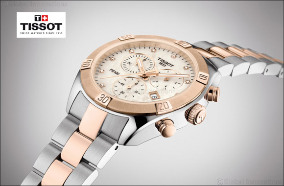 PR100 Chrono Sport-Chic Lady  Glamourous Watch