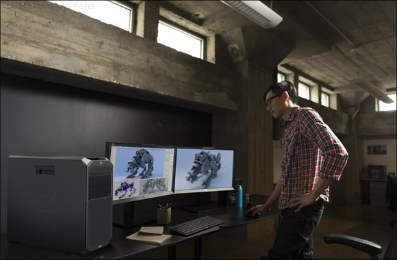 HP Empowers Demanding Creative Workflows with New Performance Options for Z6 Workstations