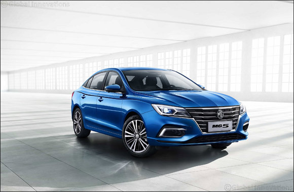 MG's spacious new compact sedan, the technologically advanced MG5 will arrive in the Middle East this August