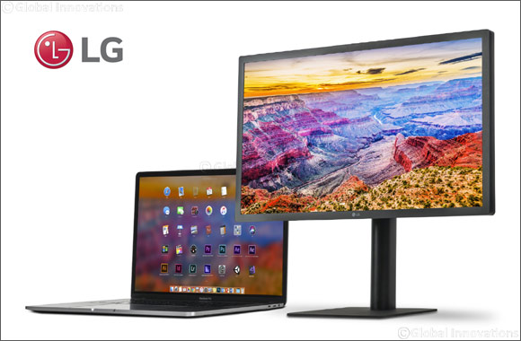 LG Introduces New Ultrafine 5k Display