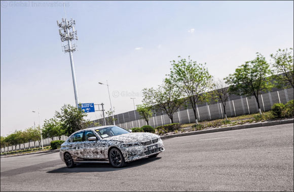 5G mobile network goes live at all BMW Brilliance Automotive production sites in China
