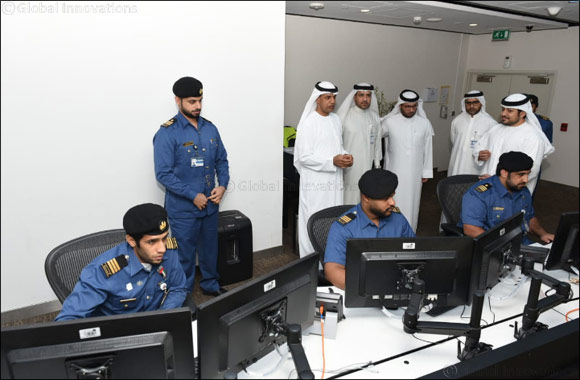 Dubai Customs, handles 3.9m passengers and 7.2m bags in Terminal (1), DXB International Airport in H1