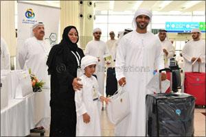 Union Coop Distribute 1000 gifts packs to Hajj pilgrims
