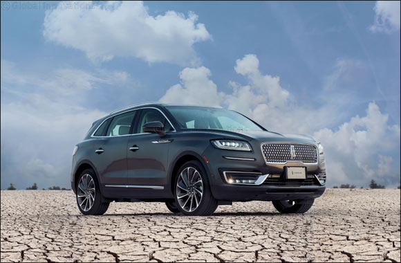 New Powertrain Technologies of Lincoln Nautilus Bring Power and Performance to Luxury SUV Sector