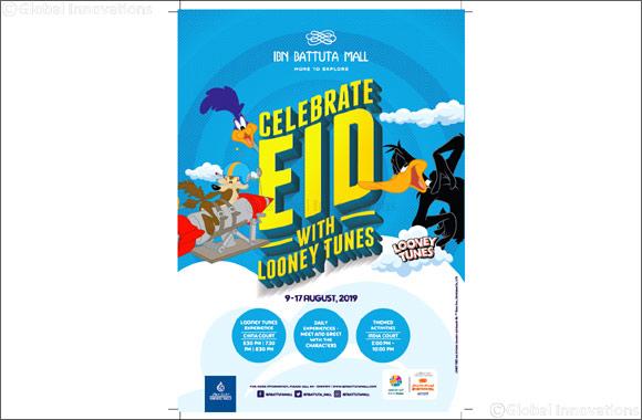Looney Tunes, kids' activity zone, roaming parades and more at Ibn Battuta Mall this Eid Al Adha