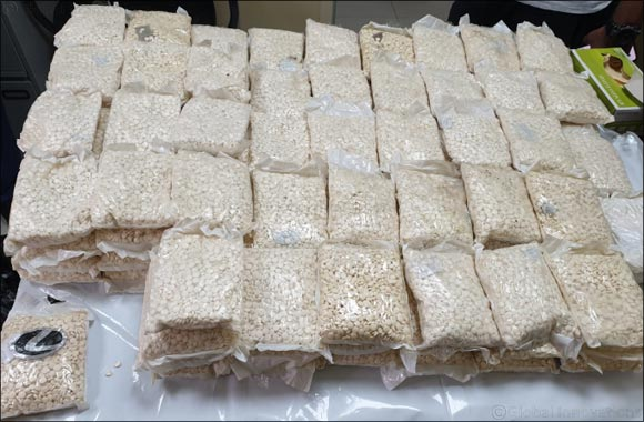 Dubai Customs foils smuggling 274,000 captagon pills