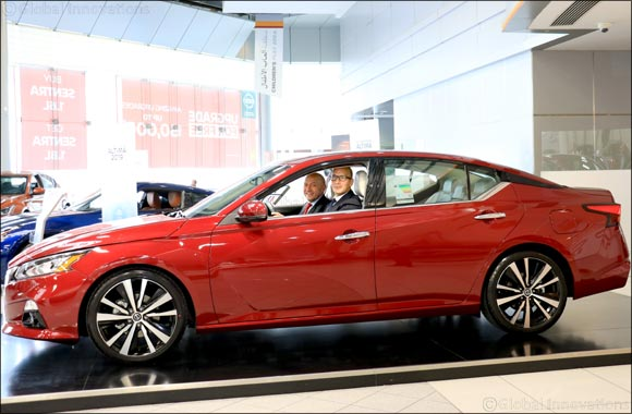 More vroom on the road with the all-new Altima Turbo from Arabian Automobiles Nissan