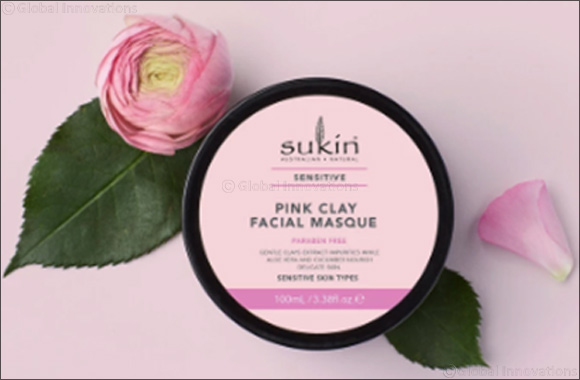 Introducing the NEW Pink Clay Masque from SUKIN