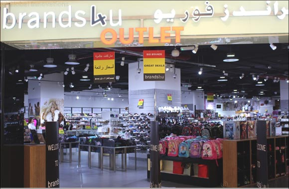 Brands4U now at Al Raha Mall