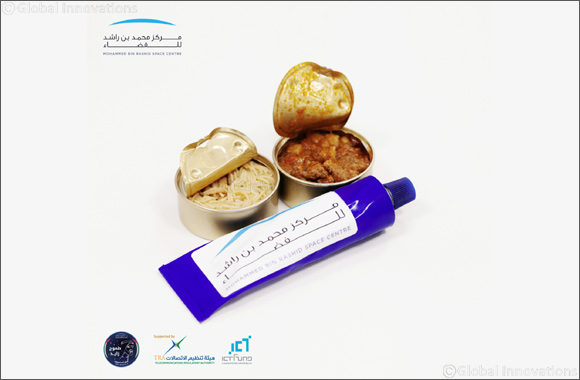 Emirati food on ISS for the first time in history