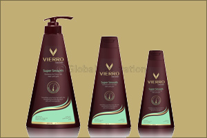 Say Goodbye to Frizzy Hair with Vierro's Super Smooth Range