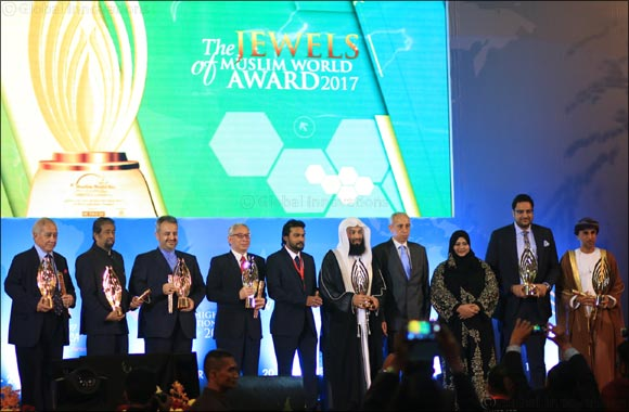 9th Muslim World Business and Investment Zone to host Jewels of the Muslim World Award and The Muslim World Rania Award