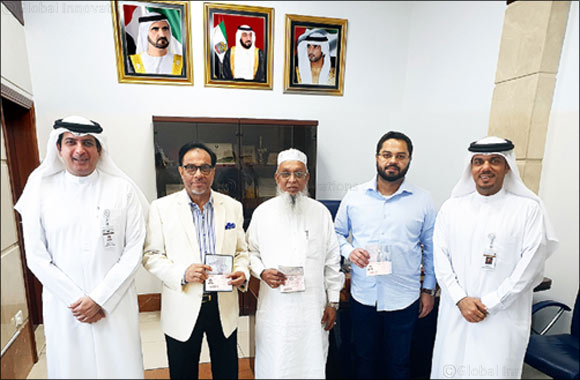Three Bangladeshi businessmen from same family awarded UAE Gold Visa – a first in the country