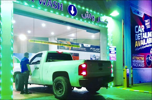 Express Auto Wash offers festive deals during Eid Al Adha