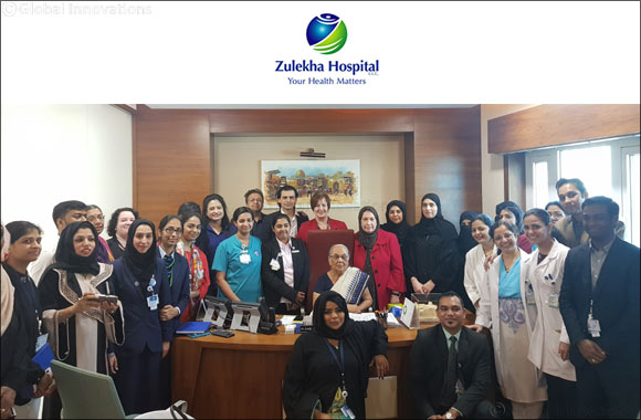 Zulekha Hospital Sharjah Honored With Baby Friendly Hospital (BFHI) Accreditation From Unicef and Who