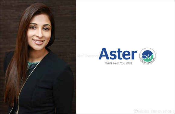 Alisha Moopen appointed as the Deputy Managing Director of Aster DM Healthcare