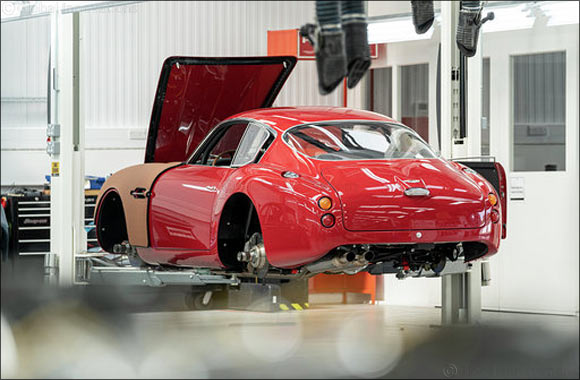 Making History: the Aston Martin Db4 Gt Zagato Continuation Programme is Handcrafting Excellence