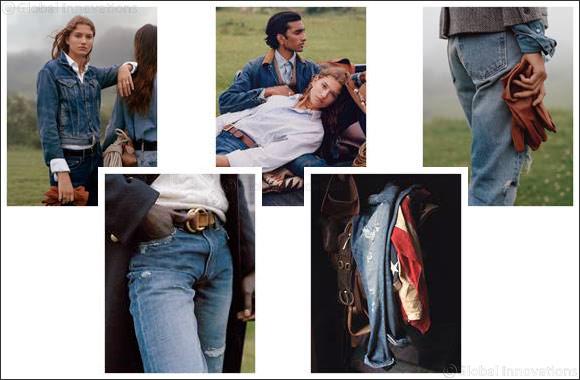 "Ralph Lauren Debuts ""Wear Your Story"" Denim Campaign"