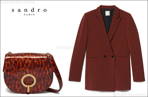 Sandro: The Power Suit