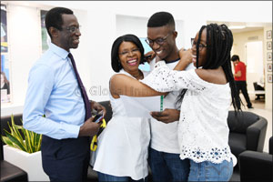 GEMS Education students shine with excellent A-Level examination results
