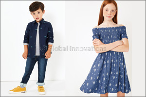 Marks & Spencer Unveils Its Autumn 2019 Kidswear Collection