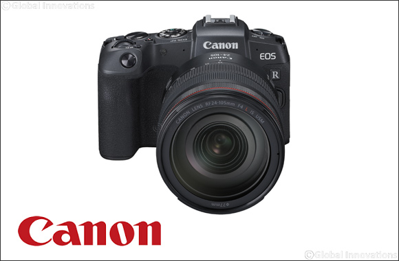 The future of photography and videography is in Canon's hands, with five 2019 EISA Awards