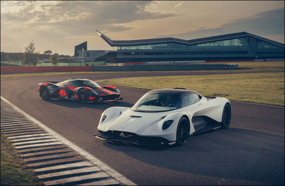 The Nordic Hall of the Heros is Open for Business - Aston Martin Valkyrie and Valhalla Take Flight