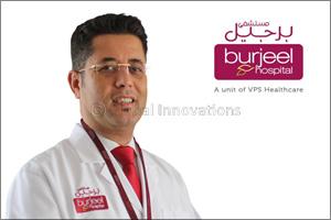 Burjeel Hospital gives gift of motherhood to young woman