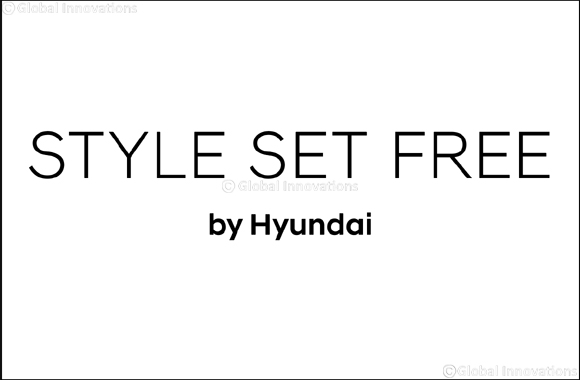STYLE SET FREE – Hyundai Motor's vision for future mobility
