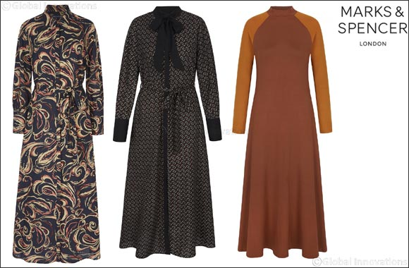 Be Beautifully Modest with Marks & Spencer