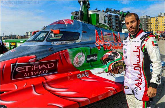 Team Abu Dhabi's Italian Connection Boosts Al Qemzi's F2 Title Bid