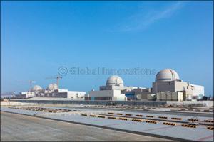 Unit 3 Transformers Energized at Barakah Nuclear Energy Plant
