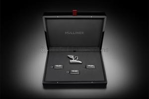 Unique Commemorative Key Case Designed to Mark Bentley's Extraordinary Milestone
