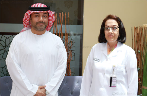 Emirati patient beats diabetes with controlled management and clinical intervention