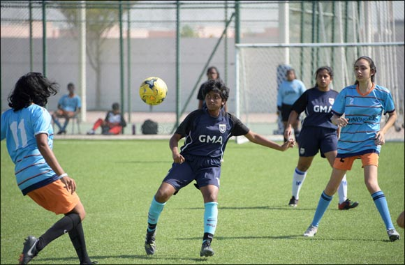 GEMS Education student is the first UAE qualifier for trials to India's FIFA U17 World Cup Team Camp for girls
