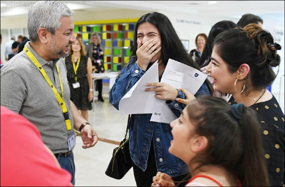 GEMS Education's GCSE students celebrate outstanding results