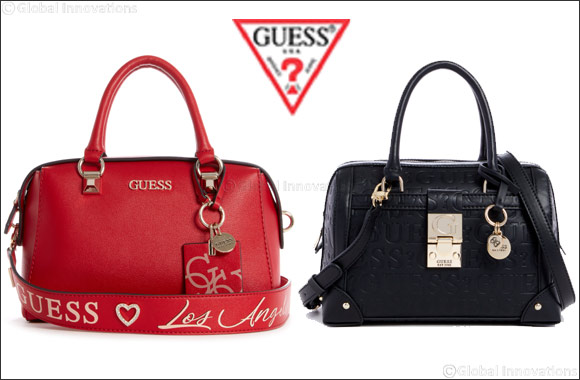 GUESS – The Red and Black Trend